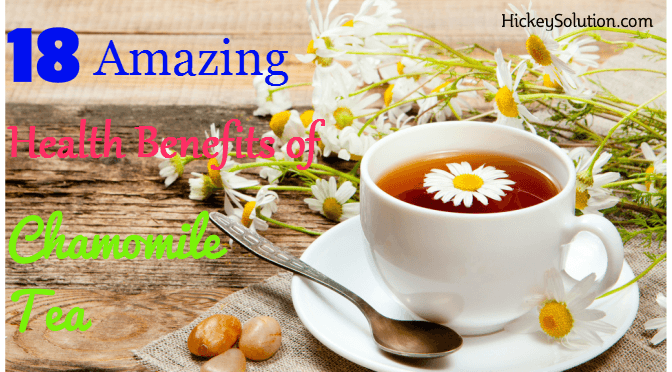 chamomile tea recipe