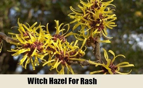 how to make a rash go away overnight
